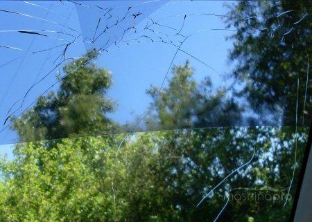 Можно ли избежать штрафа с трещиной на стекле?