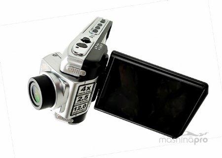 Особенности устройства для видеофиксации DOD F900LHD
