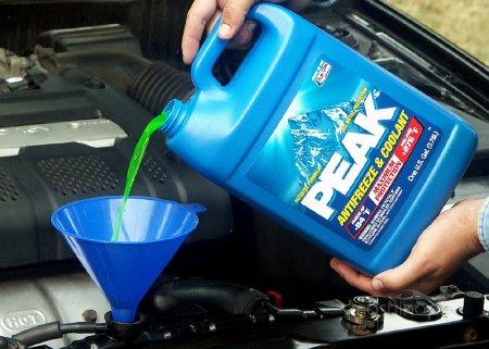 Как подобрать охлаждающую жидкость для двигателя своего автомобиля