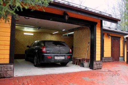 Отделочные материалы для гаража