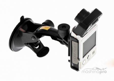 Выбираем устройство видеонаблюдения для авто: Texet DVR 500hd