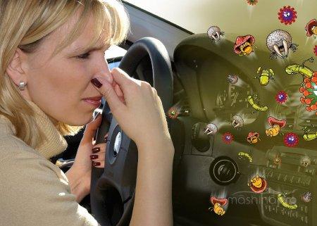 Периодический осмотр автокондиционера позволит наслаждаться прохладой в знойное лето