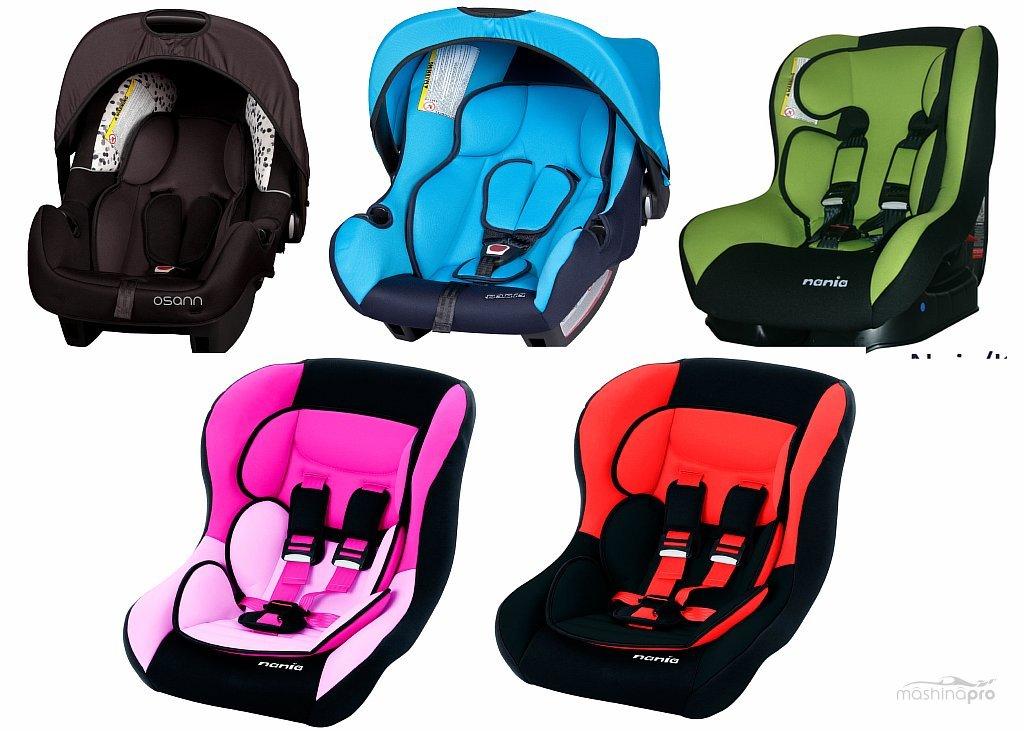 инструкция детское кресло Nania - фото 9