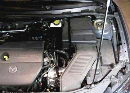 Баланс между сопротивлением и эффективностью впуска Mazda 6
