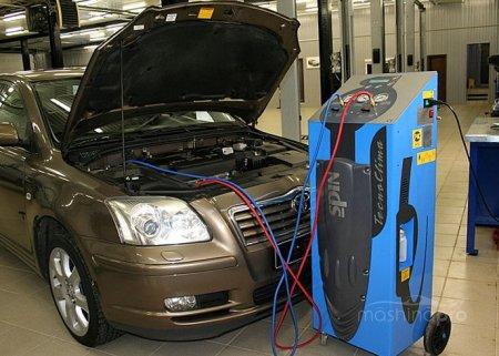 Устройство, обслуживание и неисправности компрессора системы кондиционирования транспортного средства