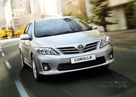 Определение неисправностей и восстановление рулевого управления Toyota Corolla