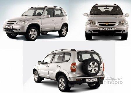 Советы по обслуживанию системы выпуска отработавших газов Niva Chevrolet