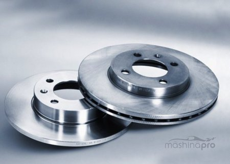 Тормозная система автомобилей Mazda: когда и как производить замену дисков