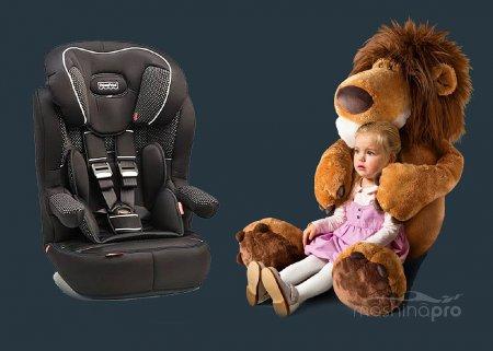 Автомобильные сиденья фирмы Nania: к каким отзывам прислушиваться?