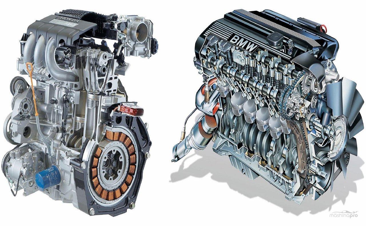 Как из дизеля сделать бензиновый двигатель