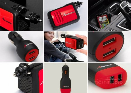 Какая USB автомобильная зарядка лучше: обзор новинок от компании FSP Group