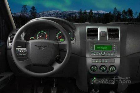 Комфорт за рулем УАЗа – теперь возможно все!