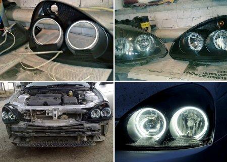 Модернизируем головную оптику на Lada Priora