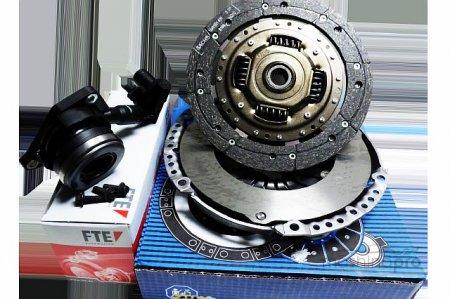 Устройство, характерные поломки фрикционной муфты Ford Focus II и способы их устранения