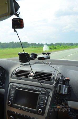 Основные плюсы и минусы гибридного GPS-навигатора с антирадаром и видеорегистратором