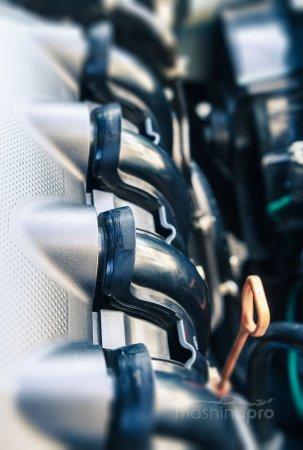 Проверка и корректировка тепловых зазоров в приводе клапанов Renault Logan