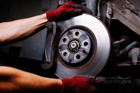 Улучшение замедления автомобиля путем установки соответствующих комплектующих от TRW