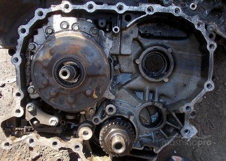 Как самостоятельно отремонтировать вариатор автомобиля Nissan
