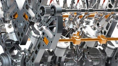 Капитальный ремонт двигателя требует выполнения ряда процедур