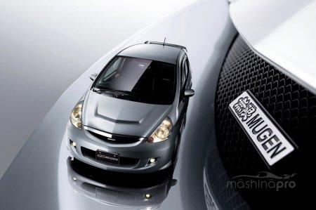 Японское ателье предложило ряд доработок для последнего поколения Honda Fit