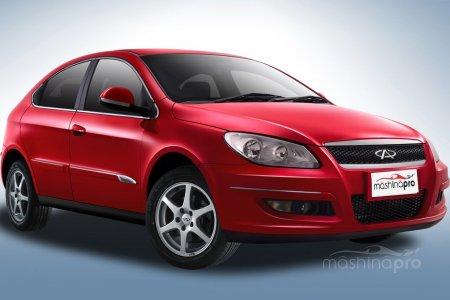Китайские авто перестают быть клонами европейских и американских моделей: chery m11 тому подтверждение