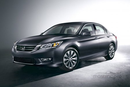 Как повлияла смена акцентов седаном Хонда Аккорд на технические характеристики трансмиссии и мотора?