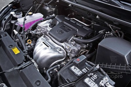 Toyota Rav4: техника, подкрепленная высокотехнологичными инженерными решениями