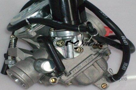 Настройка карбюратора 4-хтактного скутера