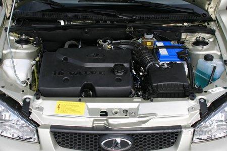 Важные регулировки двигателя автомобиля Лада Калина