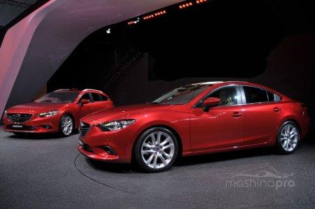 Автомобиль для семьи: Mazda 5 – создан для длительных путешествий