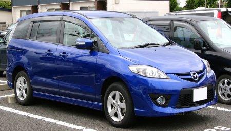 Японский аналог европейской пятерки - Mazda Premacy: что особенного в этом варианте