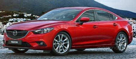 Mazda 6 – надёжность, оригинальность, практичность