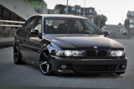 Полное описание Автомобиля BMW марки 5er e39