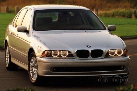 Автообзор BMW 525