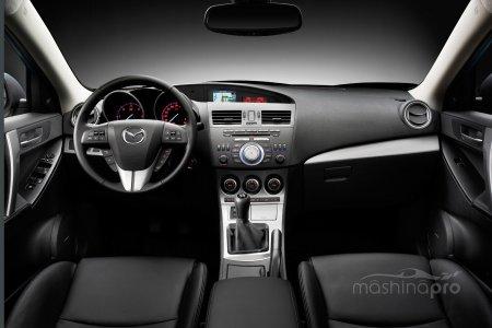 Mazda 3 MPS – новое воплощение популярного хэтчбека