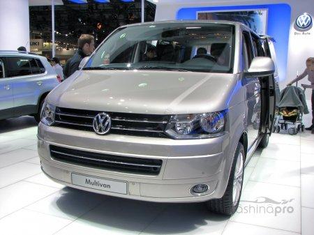 В дальний путь с VW Multivan: останавливаться в гостинице теперь не нужно