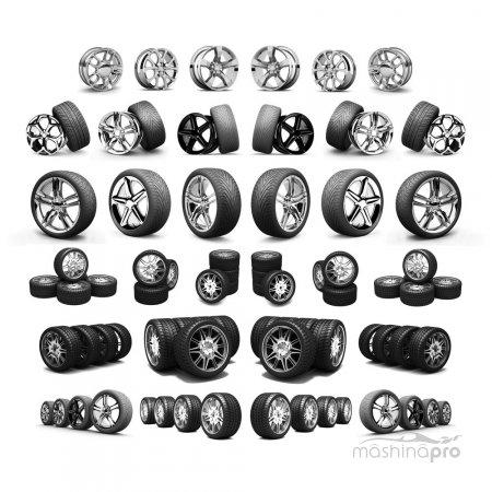 Оригинальный стиль: колесные диски от VW и других фирм