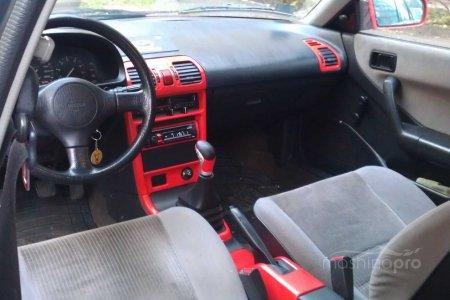 Как изменить облик Mazda 323F BG на свой вкус