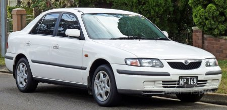 Небольшой обзор Mazda 626: технические характеристики и оценка исполнения