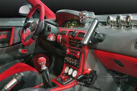 Черпаем вдохновение, модернизируя Mazda 323