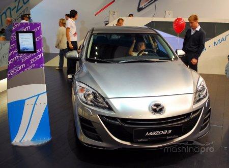Недорогой автомобиль для активного драйва – японский хетчбэк Mazda 3