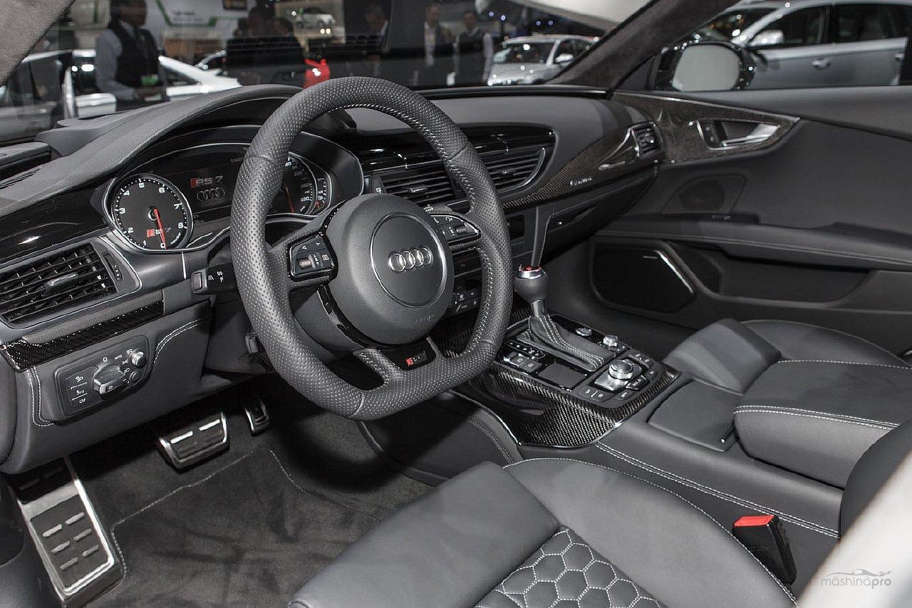 Хэтчбек Audi RS7, цена, обзор характеристик, стоимость ...