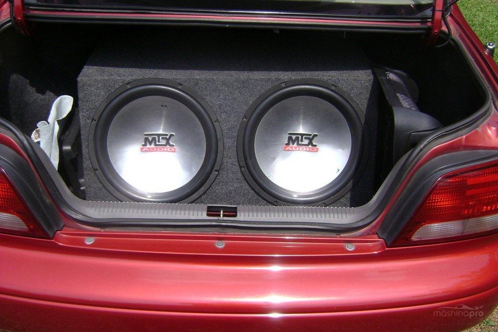 Десятилетний автомобиль родом из Японии: есть ли ресурсы для модернизации Mazda 626 288