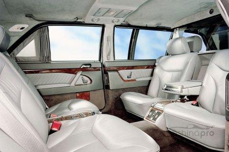 Описание автомобиля Мерседес W140