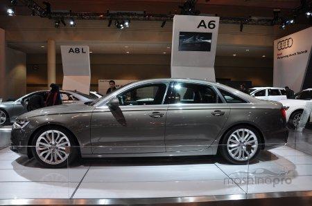 Рассмотрение характеристик модели Ауди А6