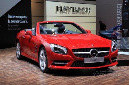 Купе Mercedes-Benz полностью оправдывают одноименный маркетинговый термин