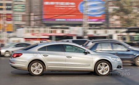 Volkswagen Passat CC – седан с внешностью купе