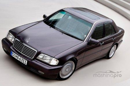 Обзор автомобилей Mercedes Benz С-class