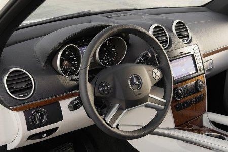 Mercedes M-класса в кузове W163
