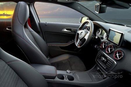 Хэтчбэк от немецких производителей: стремительный, яркий и привлекательный Mercedes-Benz
